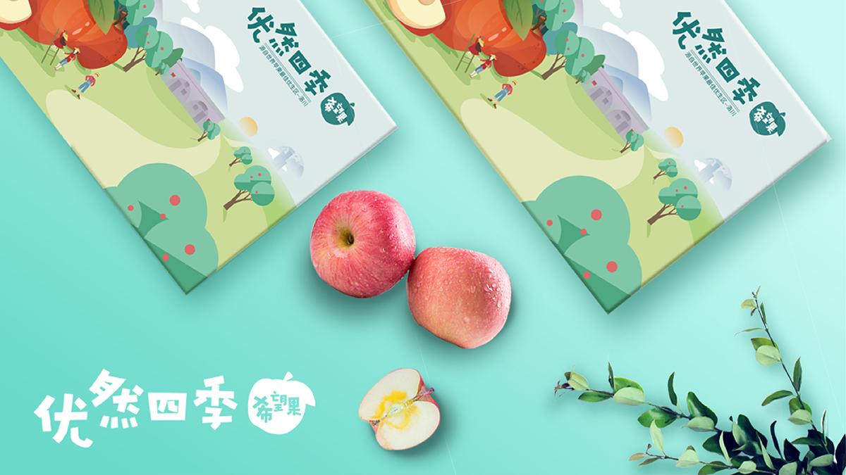 武汉包装设计,水果包装设计,农产品包装设计
